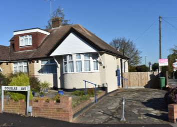 Thumbnail 2 bedroom semi-detached bungalow for sale in Douglas Avenue, Watford