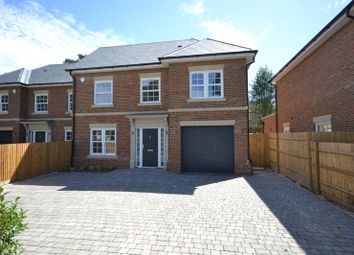 5 bed semi-detached house for sale in St. Georges Avenue, Weybridge KT13