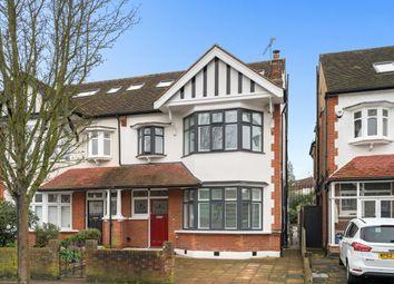 Thumbnail 6 bed semi-detached house for sale in Warren Road, London