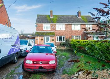 Thumbnail 3 bed semi-detached house for sale in Northfield Road, Ringwood, Hampshire