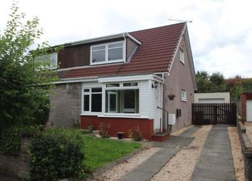 Thumbnail 2 bed semi-detached house for sale in Inverallan Drive, Bridge Of Allan, Stirling, Stirlingshire