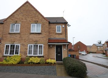 Thumbnail 3 bed terraced house for sale in Oxland Drive, Hull, Yorkshire