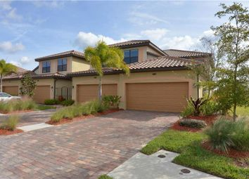 Thumbnail 3 bed town house for sale in 20140 Ragazza Cir #102, Venice, Florida, 34293, United States Of America
