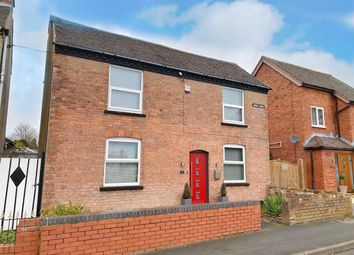 Thumbnail 3 bed detached house for sale in Moss Road, Cannock
