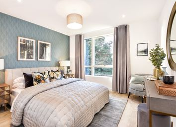Thumbnail 3 bed flat for sale in Exeter Place, London