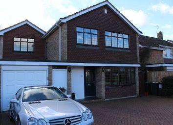 Thumbnail 4 bed detached house for sale in Correnden Road, Tonbridge