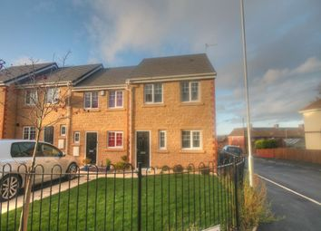 Thumbnail 3 bed semi-detached house to rent in Donnington Place, Consett