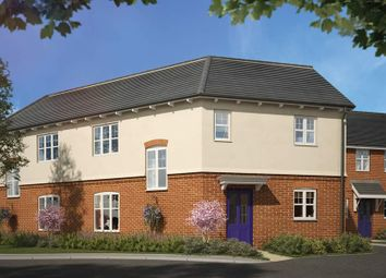 Thumbnail 3 bed end terrace house for sale in Wymington Road, Rushden