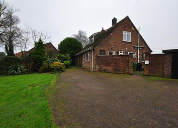 Thumbnail 4 bedroom detached house to rent in Bungay Road, Poringland, Norwich