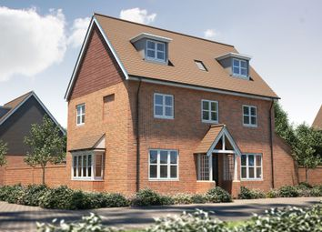 """Thumbnail 4 bed detached house for sale in """"The Orford"""" at High Street, Sandhurst"""