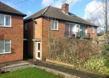 Thumbnail 2 bed maisonette for sale in Sunnybank Avenue, Coventry