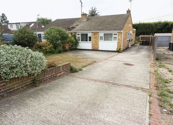 Thumbnail 3 bedroom semi-detached bungalow to rent in Ferry Road, Hullbridge, Hockley