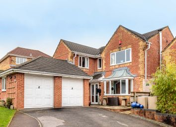 Thumbnail 4 bed detached house for sale in Julius Way, Lydney