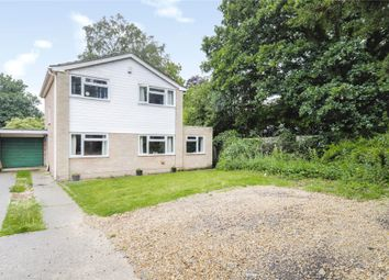 Thumbnail 4 bedroom property for sale in Firtree Close, Sandhurst, Berkshire