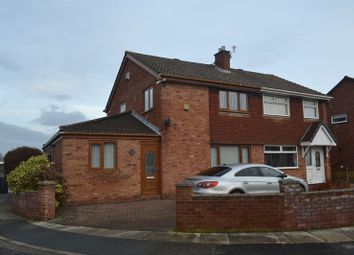 Thumbnail 3 bed semi-detached house to rent in Apollo Way, Bootle