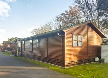 Thumbnail 2 bedroom mobile/park home for sale in Littlehampton Marina, Ferry Road, Littlehampton