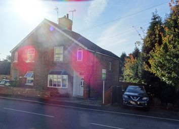 Thumbnail 3 bed semi-detached house to rent in Mansfield Road Farnsfield, Nottingham