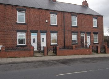 Thumbnail 3 bed terraced house to rent in Woodland Villas, Cemetery Road, Grimethorpe, Barnsley