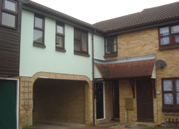 Thumbnail 2 bedroom end terrace house to rent in Codling Road, Bury St. Edmunds
