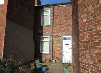 Thumbnail 1 bed terraced house for sale in Wright Street, Blyth