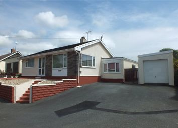 Thumbnail 2 bed detached bungalow for sale in Rothbury, Station Road, Kilgetty, Pembrokeshire