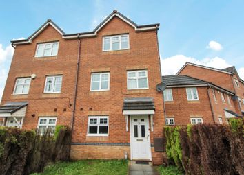 Thumbnail 4 bed town house for sale in Kilmaine Avenue, Blackley