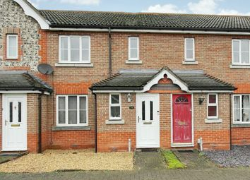 3 bed terraced house for sale in Junction Road, Andover SP10