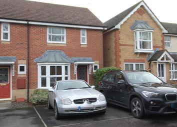 Thumbnail 2 bed end terrace house to rent in Purslane Gardens, Titchfield, Fareham
