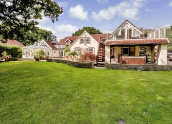 Thumbnail 5 bed detached house for sale in Fleet End Bottom, Warsash, Hampshire