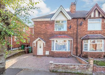 Thumbnail 4 bed semi-detached house for sale in Westbury Road, Nottingham