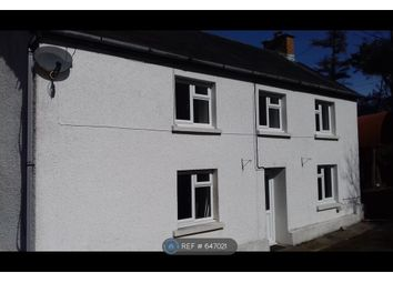 Thumbnail 3 bed detached house to rent in Drefach, Llanybydder