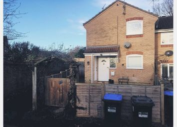 Thumbnail 1 bed end terrace house for sale in Cedar Way, Haywards Heath