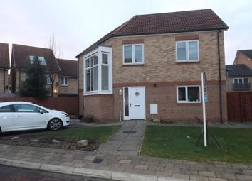 Thumbnail 4 bed detached house for sale in Hawkshead Place, Newton Aycliffe, County Durham