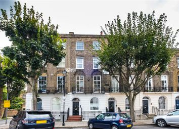 Myddelton Square, London EC1R. 4 bed terraced house