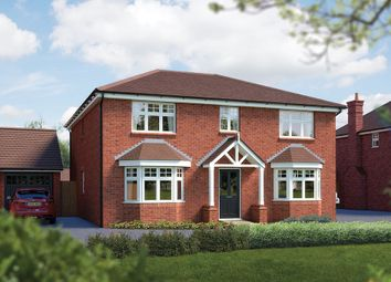 "Thumbnail 5 bed detached house for sale in ""The Winchester"" at Ashlawn Road, Rugby"