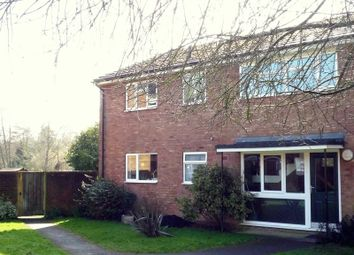 Thumbnail 1 bed flat to rent in Longcroft Road, Kingsclere, Newbury, Hampshire