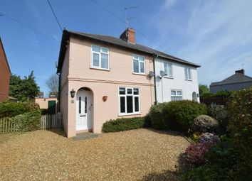 Thumbnail 3 bed semi-detached house for sale in Dukes Green Road, Kislingbury, Northampton, Northamptonshire