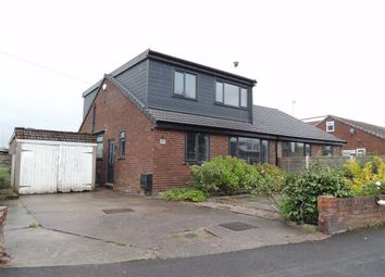 Thumbnail 4 bed semi-detached bungalow for sale in Windermere Avenue, Denton, Manchester