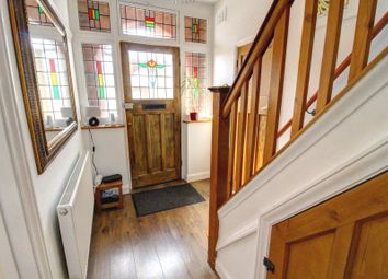 Thumbnail 3 bed semi-detached house for sale in Wyngate Drive, Leicester