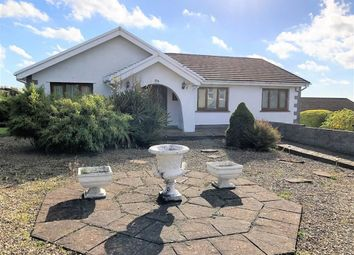 Thumbnail 3 bed detached bungalow for sale in Bronallt Road, Hendy, Swansea