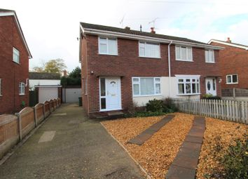 Thumbnail 3 bed semi-detached house to rent in Orchard View, Gresford, Wrexham