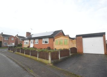 Thumbnail 3 bed bungalow for sale in Diamond Avenue, Rainworth, Mansfield