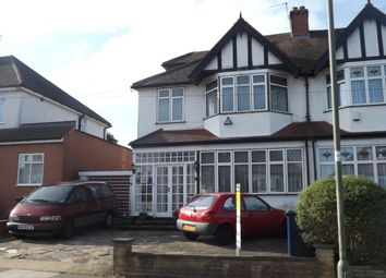 Thumbnail 4 bed semi-detached house for sale in Hillside Gardens, Edgware
