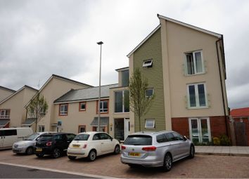 Thumbnail 1 bed flat for sale in Younghayes Road, Exeter