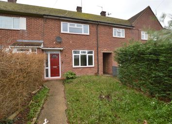 Thumbnail 2 bedroom terraced house for sale in Taynton Drive, Merstham, Redhill