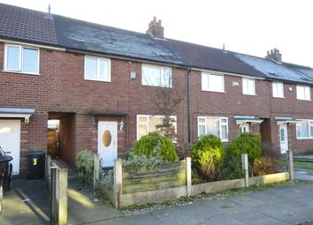Thumbnail 3 bed terraced house for sale in Hawes Avenue, Farnworth, Bolton