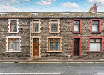 Thumbnail 3 bed terraced house for sale in Tonna Road, Caerau, Maesteg