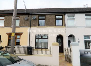 Thumbnail 3 bed terraced house to rent in West Hill, Tredegar, Blaenau Gwent.
