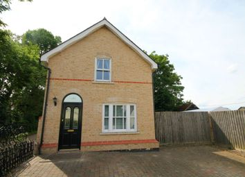 Thumbnail 2 bedroom detached house to rent in High Street, Sawston