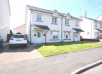Thumbnail 3 bed semi-detached house for sale in Caledonia Street, Clydebank